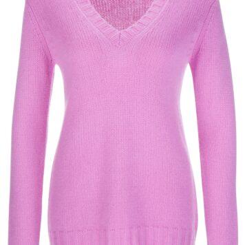 Pinke Pullover V