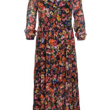 Kleid flower allover