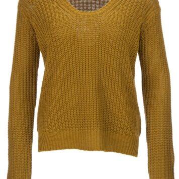 Pullover honey gold