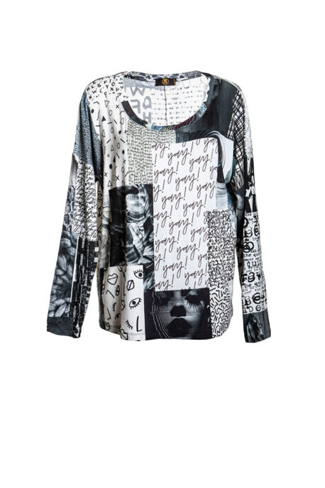 Shirt Jana Fotodruck