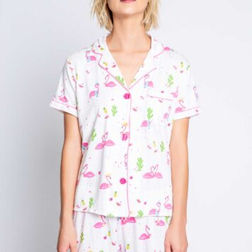 Pyjama set Flamingo
