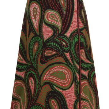 Skirt braunrot