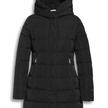 Memory coat black