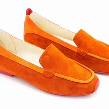 Rot/orange