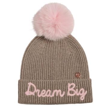 Mütze Dream big