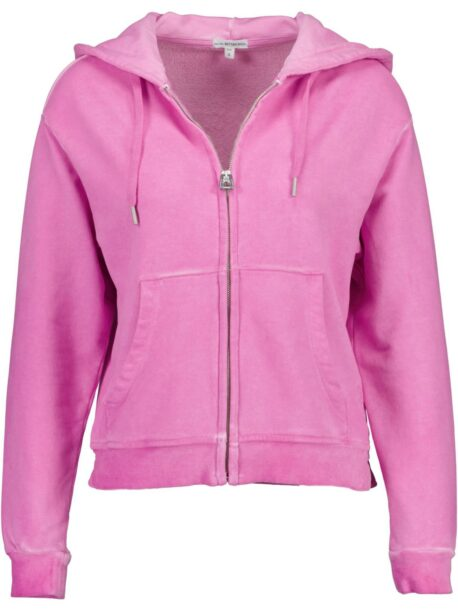 Soho zip hoody pink