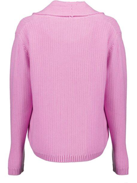 Shawl Cardigan pink