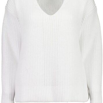 Hampson Rib v white