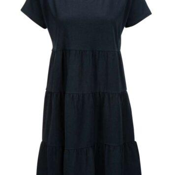 FROGBOX Jersey-Kleid mit Volant