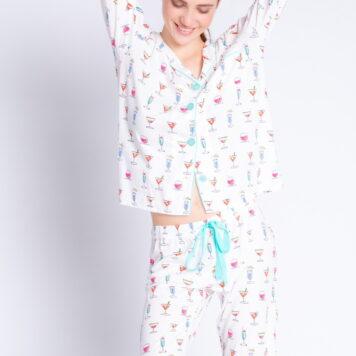 P.J. Salvage Pyjama Set Cocktail