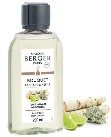 MAISON BERGER Terre Sauvage Bouquet RECHARGE 200ML