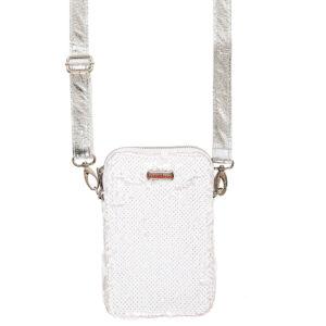 BRASI&BRASI Handy&Rome ZIP white